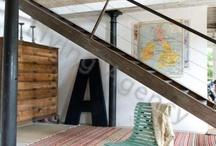 ▒ ♦ ◊ HOME INSPIRATIONS  ◊ ♦ ▒ / Inspirations de décoration intérieur dans l'esprit ethnique.