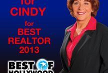 BEST REALTOR 2013 VOTE