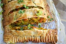 Recipes - Baked savouries