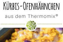 Kürbisrezepte aus dem Thermomix® / Kürbis geht immer! Hier sammeln wir die feinsten Kürbisrezepte aus dem Thermomix®