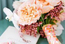 Brautstrauß / Schöne Ideen für deinen Brautstrauß