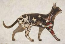 cats / by tapioka