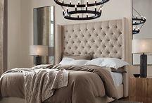 Bedroom design / by Sarah Wynn