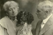 Historical Dogs / Vintage dog photos and famous dogs from the past, including dogs of famous folks! / by LoyaltyOfDogs.com