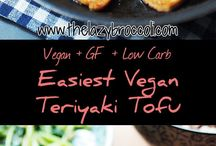 Vegan food ideas