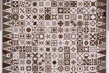 African quilt dear jane