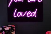 Love, need, want