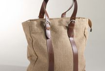 Leather - Summer bags