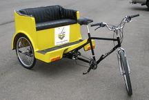 Pedicab / Педикаб