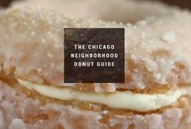 Doughnuts Rule / The first thing we reach for in the morning.