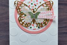 Stampin' Up! - Butterfly Basics