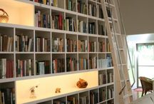 Bookcases & Libraries