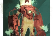 robot sci fi reference