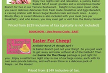 Easter at The Grand Hotel & Spa