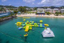 Splash Island Water Park / by Bay Gardens Resorts