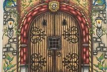 Enchanted Forest - Door