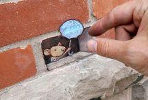 Kids street art