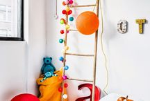 Kids and kids Room / Dreaming