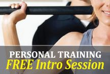 Services / Whether you're looking to tone up, lose weight, get stronger, or simply improve your overall health and wellness, our experienced Personal Trainers will provide you with the accountability, professional instruction, guidance, and support that you need to reach your goals!