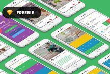 free UI design