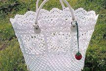 çanta örgü