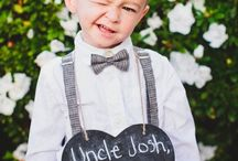 Ring Bearer / by Celebrations by Amy Bacon 💍