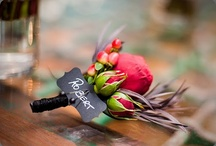 .boutineers & corsages. / by The Event Expert