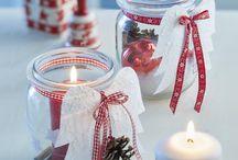 Windlichter / Weihnachten