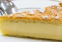 gâteau magique fromage blanc