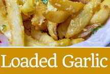 """Garlic makes everything Better / My love for the """" Stinking Rose""""."""