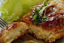 Meat substitutes & Fish