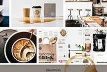 ショップブランド向けの本 / リアルショップのお洒落な空間とグラフィックの参考本