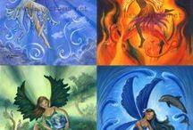 A Grande Mãe Natureza - Mãe Universal / Respeito e Reverência ao Sagrado Feminino****