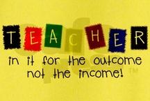 FCS teacher stuff / by lynn janssen