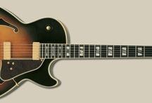 guitars / by Joe Moreno