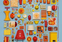 Things organized neatly / by Therese Eklund