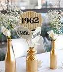 50th wedding party