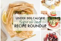 Recipes: Spiralized