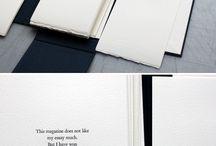 Stationery Design Inspiration