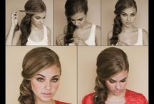 Beauty: Hair and Makeup / by Rachell Harris