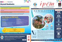 IPEM Newsletter JAN 2015 / IPEM Group believes in producing professionals who pioneer future revolution... http://www.ipemgzb.ac.in/About_institute.aspx