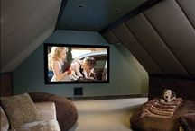 Attic Spaces / A collection of ideas for attic spaces. / by Allison Arnett