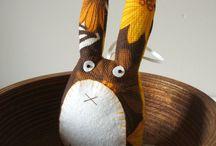 Softies/Stuffies  / by Deb Mathenia