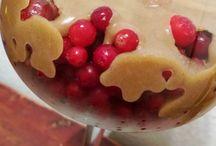Desserts, sweets