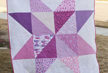 Star Quilts / by Kayla Poling