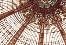 Interior: Art Nouveau / Art Nouveau (French pronunciation: ​[aʁ nuvo], Anglicised to /ˈɑːrt nuːˈvoʊ/) or Jugendstil is an international philosophy[1] and style of art, architecture and applied art—especially the decorative arts—that was most popular during 1890–1910.