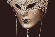 Masks / by Ilse Hess