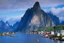 NORWAY Wanderlust Wish List