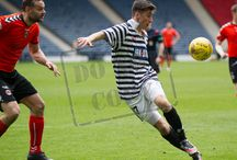 Billy Mortimer / Pictures of Queen's Park player Billy Mortimer