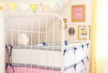 Nifty Nursery / by Jina Barney